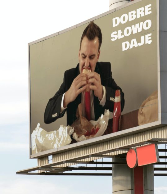 Bartosz Walat Kampania reklamowa